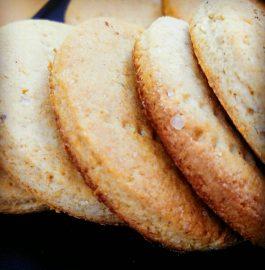 Whole Wheat Cardamom Cookies Recipe