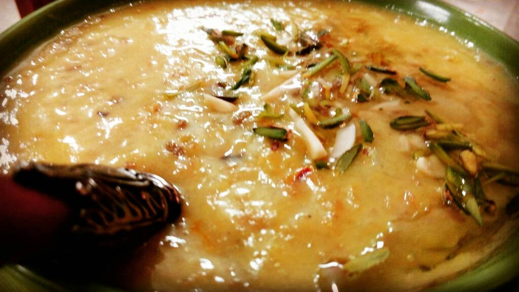 Whole Wheat Sweet Porridge Recipe