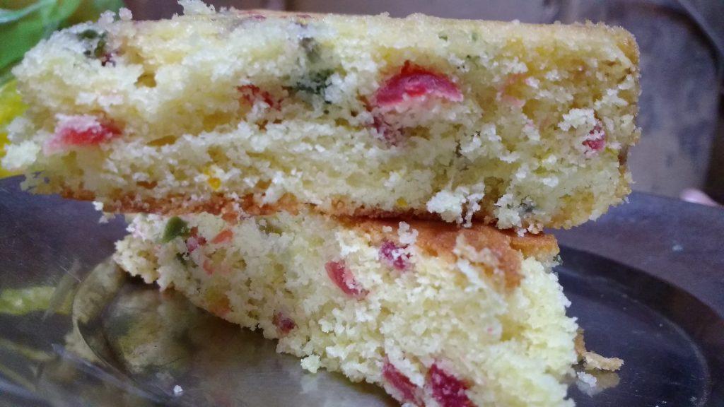 Tutti Frutti Cake - Kids Special!!