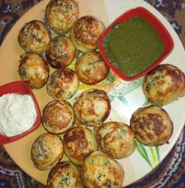 Vegetable Appe - Healthy Breakfast