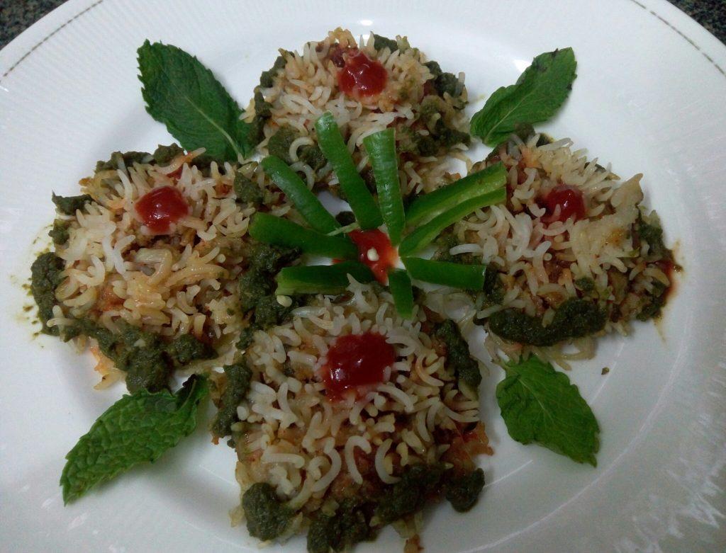 Kadam ke Phool Tikki - Delicious Snacks!