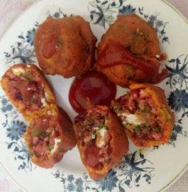 Paneer Kofta Pakora - Delight Snacks!!