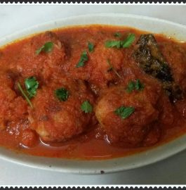 Malai Kofta without Malai - Healthy Recipe!!
