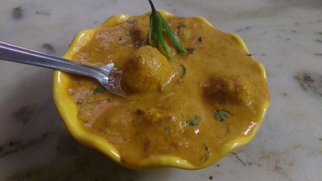 Dum Aloo - Punjab Special Curry