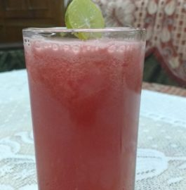 Watermelon Lemonade - Refreshing!