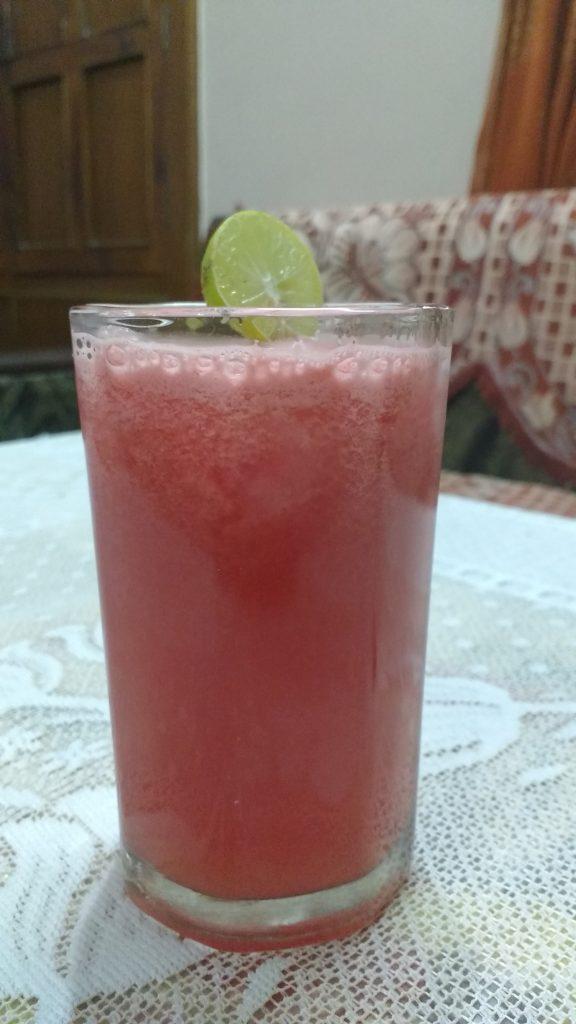 Watermelon Lemonade - Refreshing!