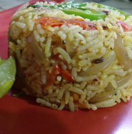 Fried Rice - Easy Recipe