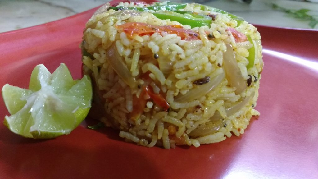 Fried Rice - Easy Recipe
