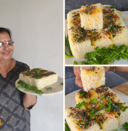 Sooji Dhokla - Yummy Breakfast Recipe