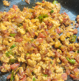 Paneer Bhurji - Tasty and Healthy Recipe