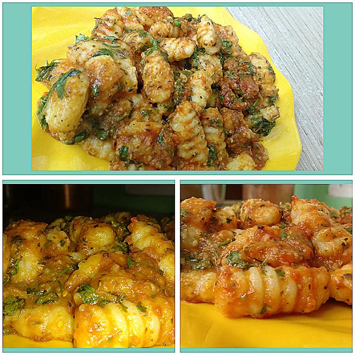 Potato Gnocchi - Tasty Snacks!!
