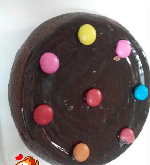Chocolate Biscuit Cake - Yummy Bite!!