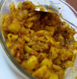 Mango Pickle - Instant recipe