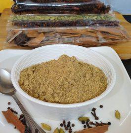 Homemade Chai Masala Recipe