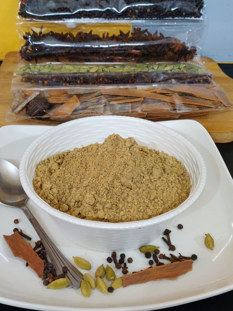Homemade Chai Masala Recipe