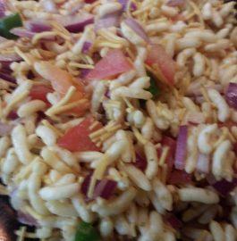 Murmura Bhel - Instant Snack!!!