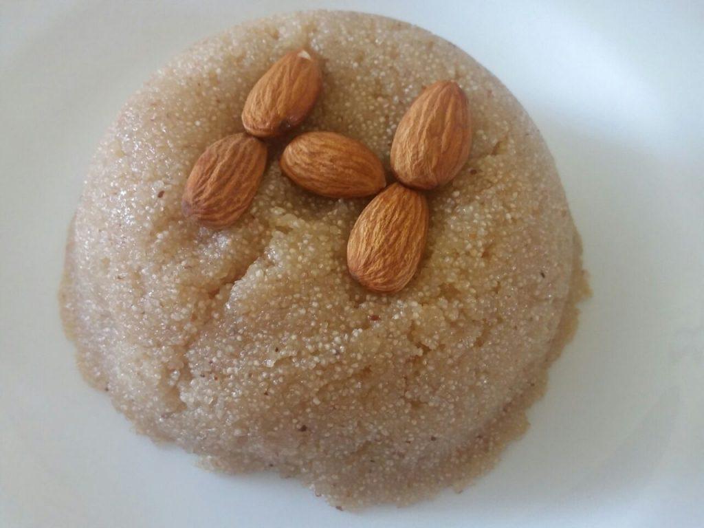 Sooji Halwa - Delicious Indian Dessert