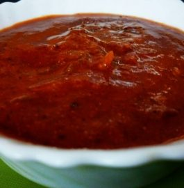 Schezwan Sauce In Indian Style Recipe