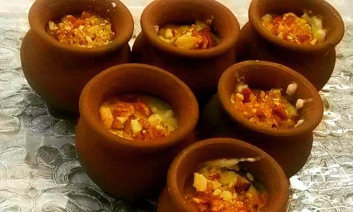 Rice Phirni   Rice Firni Recipe