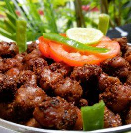 Pindi Chole Curry Recipe