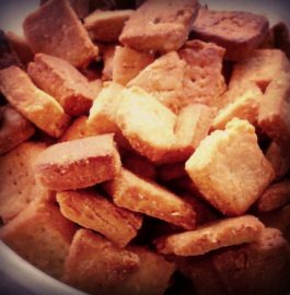 Coconut Shakkarpara Recipe