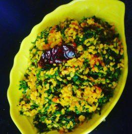 Mogar Methi Curry Recipe