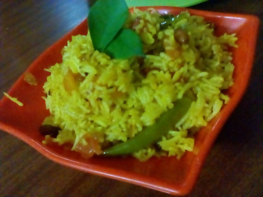 Fried Rice - Leftover Rice Recipe!!!