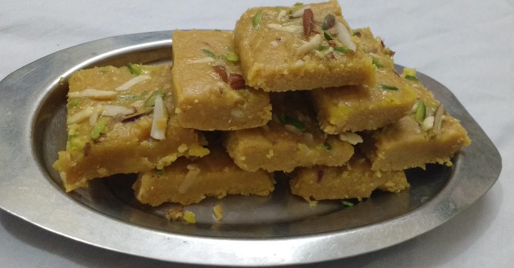 Mohanthal - Delicious Indian Sweet Recipe