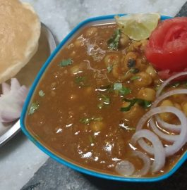 Chole Bhatoore Recipe