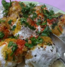 Dahi Vada - Flavorsome And Yummy Snack