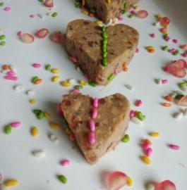 Beetroot Sago Barfi - Delicious Sweet Dish