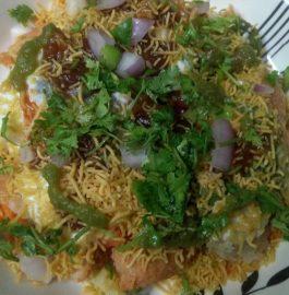 Quick Kachori Chaat - Delicious Bite