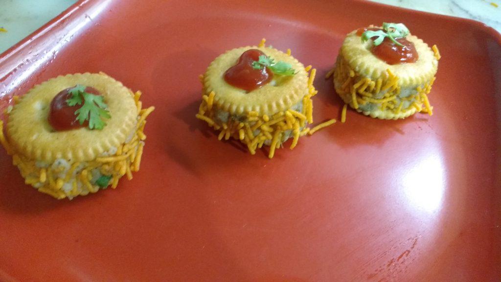 Monaco Potato Sandwich Recipe
