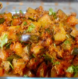 Achari Kaddu | Achari Pumpkin Recipe