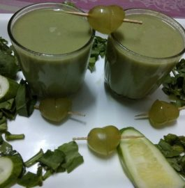 Green Smoothie - Healthy And Delicious
