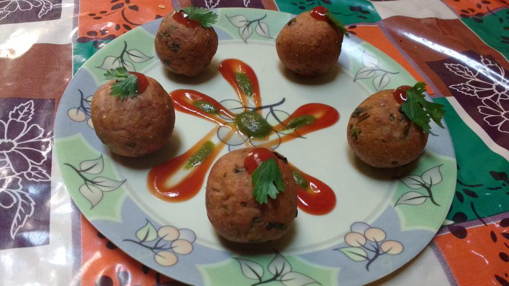 Jack Fruit Balls Snack Recipe