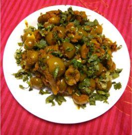 Lahshore/ Gonda Korma - Flavorsome Curry