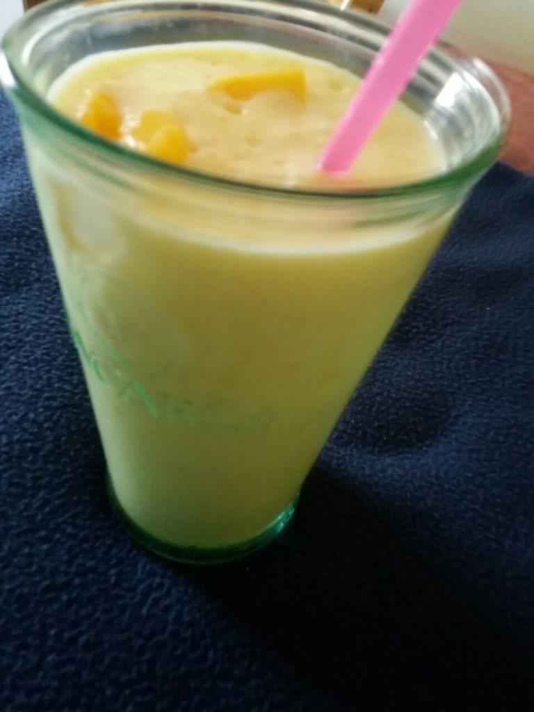 Mango Lassi - Delicious And Creamy Drink