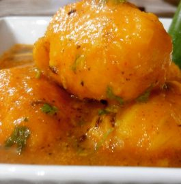 Mango Masala Curry Recipe