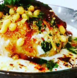 Spicy Kachori Chaat Recipe