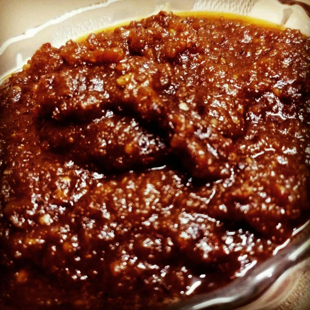 Khajoor Ki Chutney Recipe