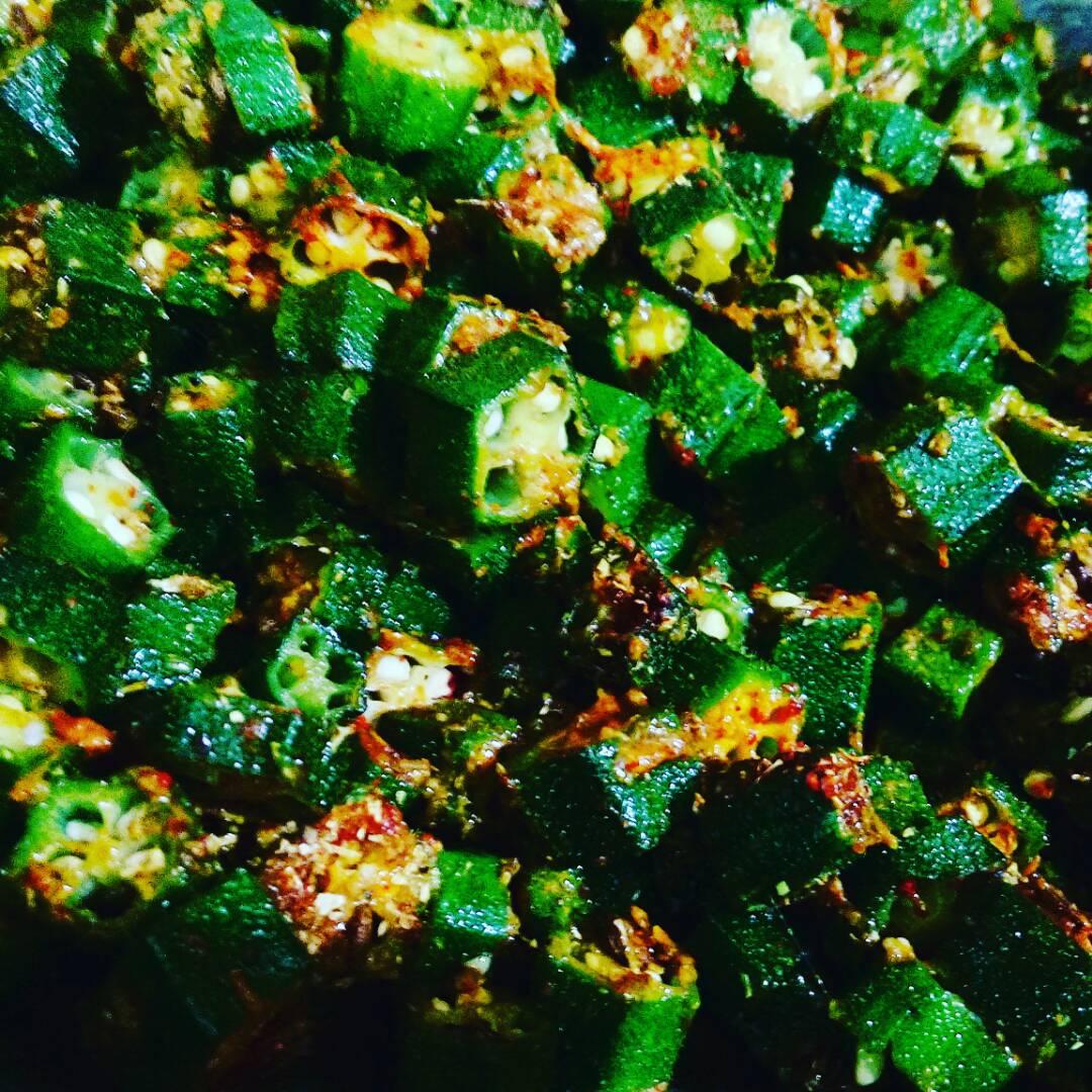Bhindi Masala Curry Recipe