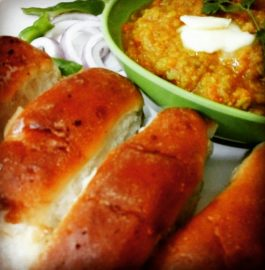 Street Pav Bhaji Recipe