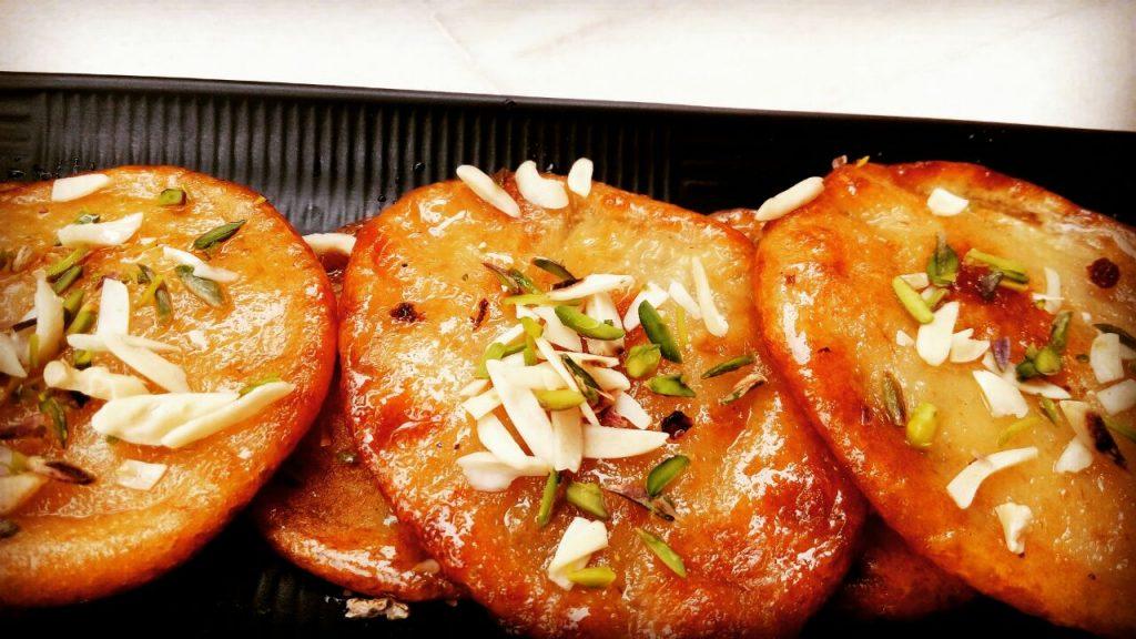 Malpua- Rajasthani Dessert Recipe