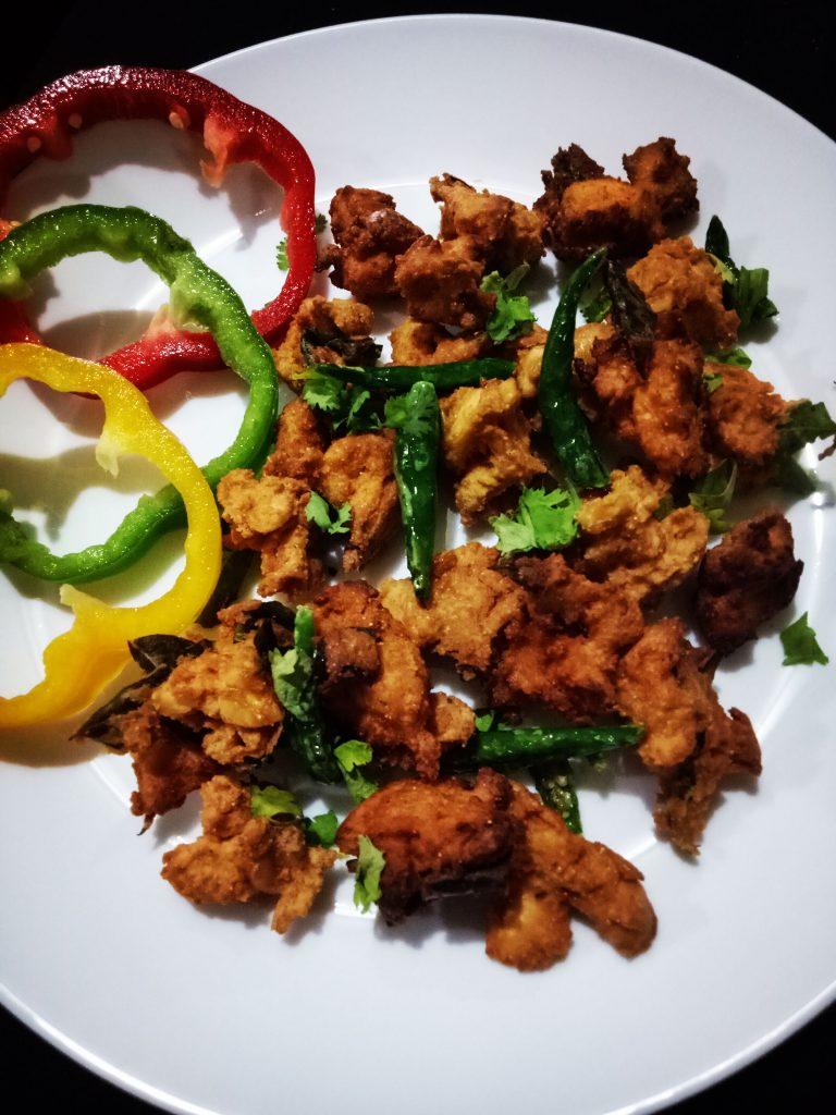 Cashew Pakoda - Delicious Snack