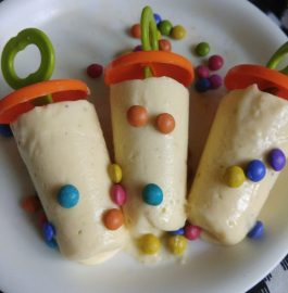 Mango Kulfi Recipe From Leftover Barfi