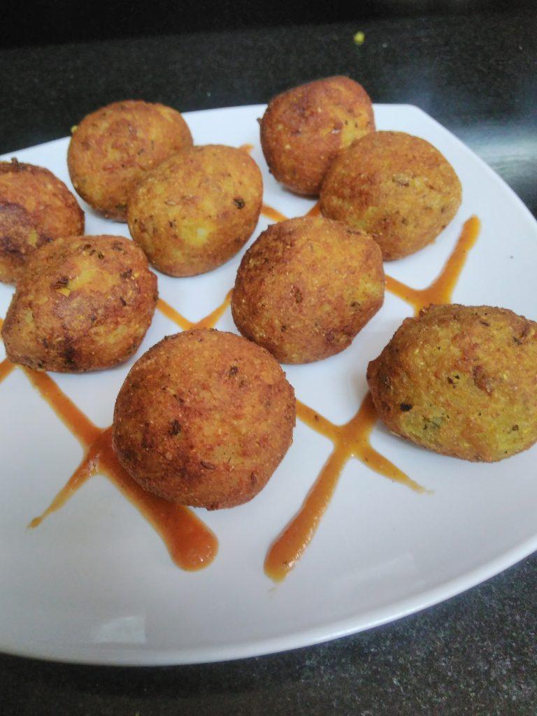 Khichdi Rolls Snack Recipe