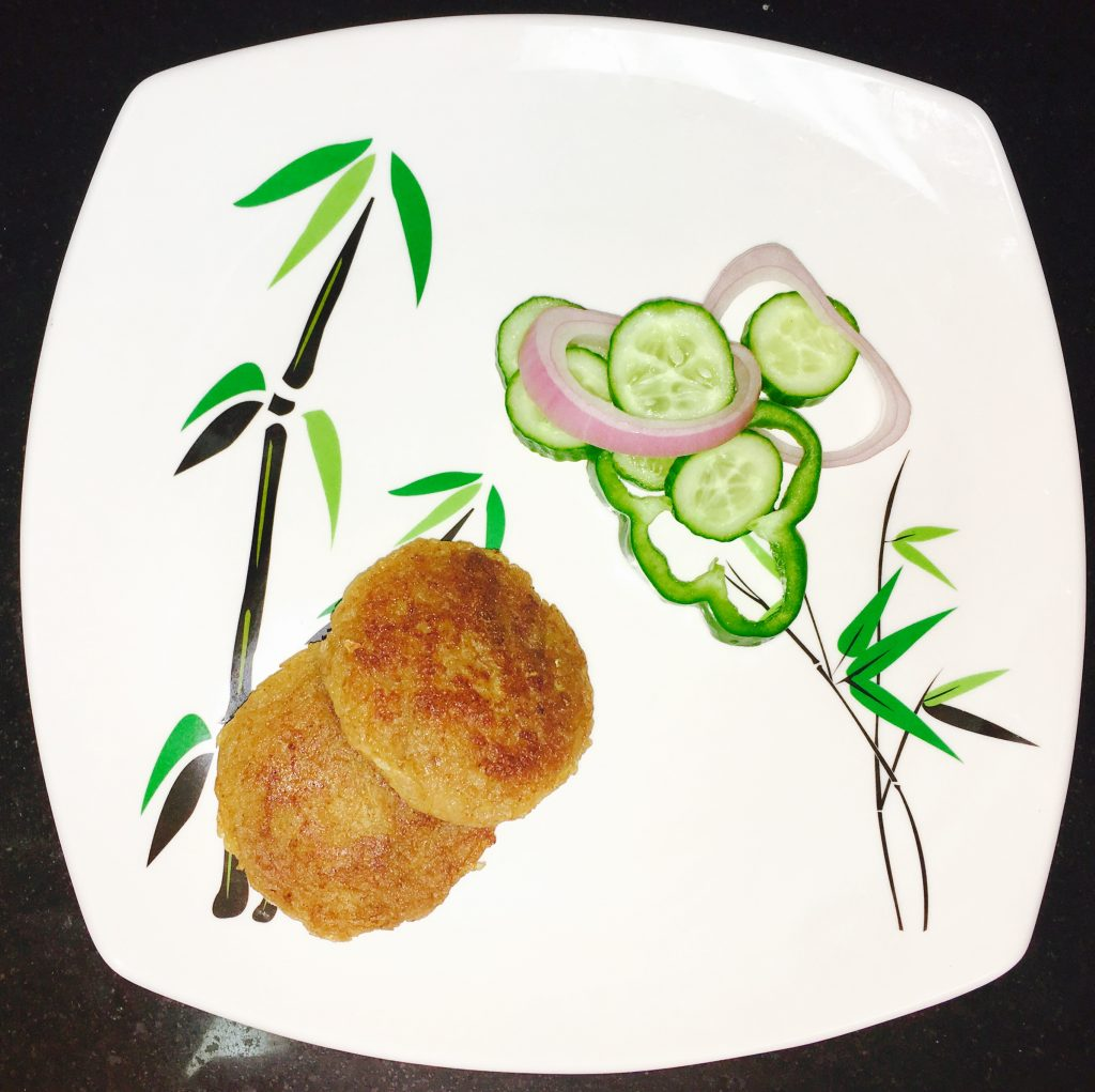 Potato Rosti - Instant And Crunchy Snack