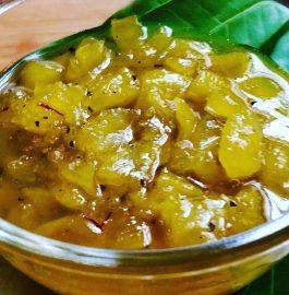 Kacche Aam Ka Murabba Recipe