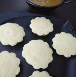 Idli Cupcake - Delicious Breakfast